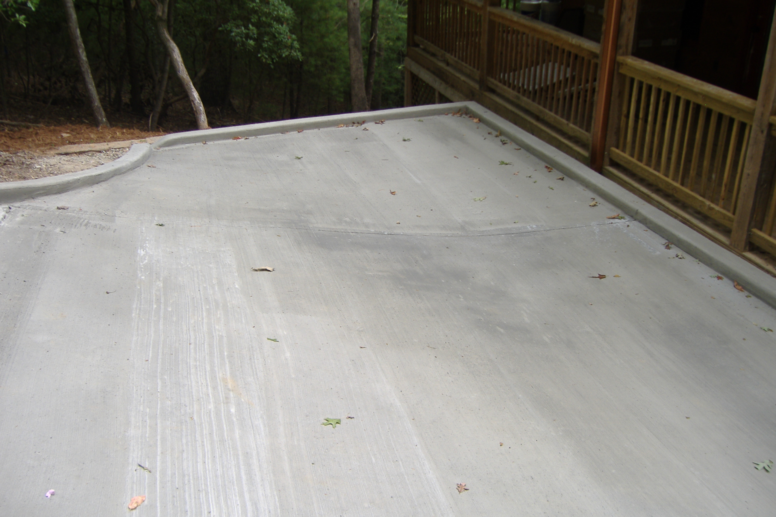 North georgia s highest quality concrete finishing for Concrete home builders in georgia
